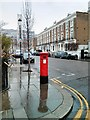 TQ2677 : Victorian Post Box, Shalcomb Street, Chelsea by PAUL FARMER