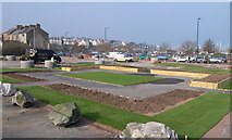 J5081 : Queen's Parade redevelopment, Bangor by Rossographer