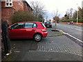 SJ8293 : St Werburgh's Road, Chorlton by Phil Champion