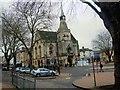 SP4540 : Banbury Town Hall by Paul Gillett