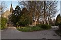 TQ4459 : Church Approach by Ian Capper
