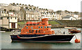 C8540 : Relief lifeboat, Portrush (1998) by Albert Bridge