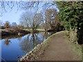 TQ0559 : River Wey Navigation by Alan Hunt