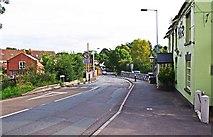 SO8483 : Dunsley Road and Dunsley Road Canal Bridge, Kinver by P L Chadwick