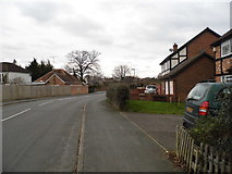 TQ0464 : Sayes Court Farm Drive, Addlestone by David Howard