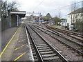 TL9123 : Marks Tey railway station, Essex by Nigel Thompson