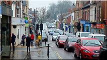 SO6024 : Gloucester Road in the rain by Jonathan Billinger