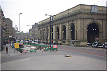 NZ2463 : Neville Street, Newcastle upon Tyne by Stephen McKay