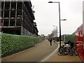 TQ3083 : King's Boulevard, looking north-east by Stephen Craven