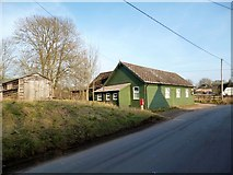 SU3477 : Eastbury Village Hall by Des Blenkinsopp