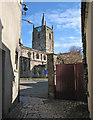 SK2853 : Wirksworth: St Mary by John Sutton