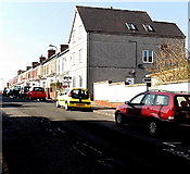 ST1067 : Lewis Street, Barry by Jaggery