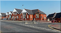 ST1067 : Romilly Primary School, Barry by Jaggery
