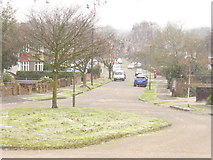 TQ2262 : Ewell - Arundel Avenue by Colin Smith