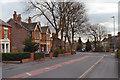 SJ4885 : Hough Green, Ditchfield Road by David Dixon