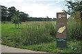 SP3276 : Orientation sign, War Memorial Park, Coventry CV3 by Robin Stott