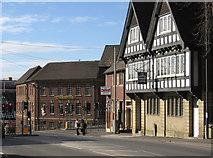 SK3871 : Chesterfield - The Saints Parish Centre by Dave Bevis