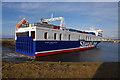 SD3959 : Stena Performer arrives at Heysham by Ian Taylor