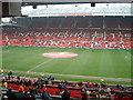 SJ8096 : Manchester United stadium by Richard Hoare