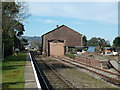 SS9944 : Dunster Station - West Somerset Railway by Chris Allen