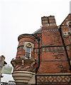 SP4540 : Victorian Brickwork, Banbury by Christine Matthews
