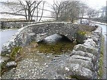 SD9163 : Gordale Bridge by Anthony Parkes