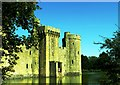 TQ7825 : Bodiam Castle by nick macneill