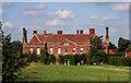 TM0831 : Lawford Hall, Lawford by Stephen Richards