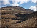 NM5135 : The Abhainn na H-Uamha and Beinn Fhada by Karl and Ali