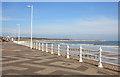 TA1867 : Bridlington North Beach -  Promenade by Peter Church