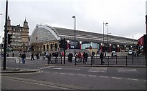 SJ3590 : Lime Street Station, Liverpool by Philip Platt