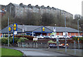 NS3274 : Lidl and Bouverie by Thomas Nugent