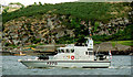 "S7010 : HMS ""Biter"", River Suir by Albert Bridge"