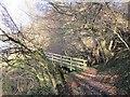 NT9047 : Staw Dean bridge by Richard Webb