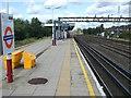 TQ1787 : South Kenton railway station by Nigel Thompson