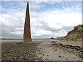 NU1240 : Guile Point by Hugh Venables