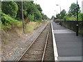 TQ1198 : Watford North railway station by Nigel Thompson