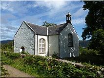 NM4339 : Ulva: the church by Chris Downer