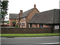 SP2156 : Oxstalls Farmhouse by Robin Stott