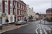 SX9292 : Exeter : Longbrook Street by Lewis Clarke