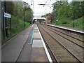 SP1090 : Gravelly Hill railway station by Nigel Thompson
