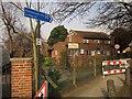 TQ2278 : Quaker Meeting House, Hammersmith by Derek Harper
