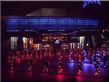 SJ8097 : The Speed of Light, Lowry Centre by David Dixon