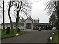 NT1086 : Pitbauchlie House Hotel by M J Richardson