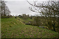 SP0513 : Fields adjacent to Footpath to the Roman Villa, Chedworth by Christine Matthews