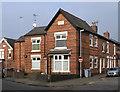 SJ7054 : Crewe - Alexandria Cottage by Dave Bevis