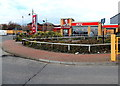 ST1167 : KFC Barry by Jaggery