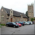 ST7182 : Grade II listed St Mary's Youth Centre, Yate by Jaggery