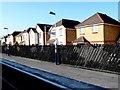 TQ2671 : New Houses at Haydons Rd Station by Nigel Mykura