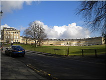 ST7465 : Royal Crescent, Bath by Richard Vince